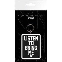 Bring Me the Horizon Listen to Keyring