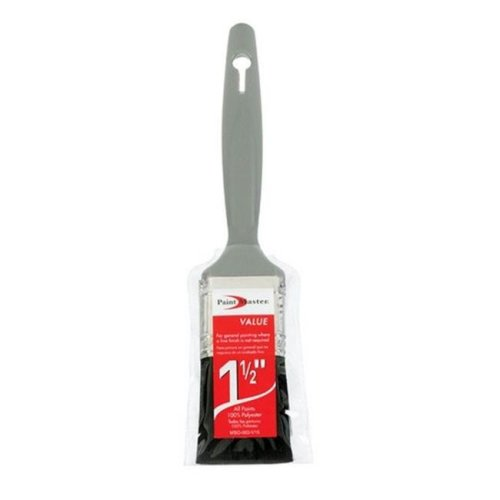 Paintmaster PM50516 1.5 in. Poly Paint Brush - pack of 6