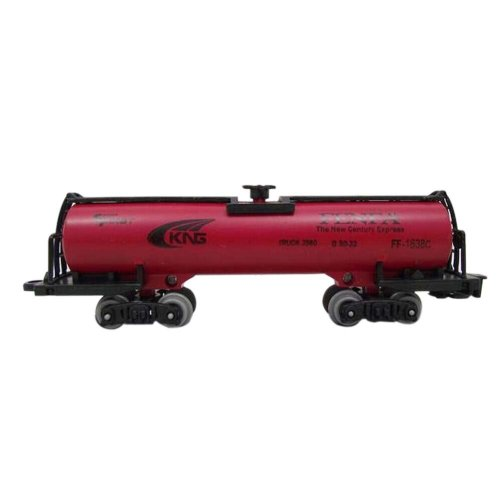 2 Pieces Simulation Railway Carriages Toy/Train Car Toy, J(13.5*2.3*4.2CM)