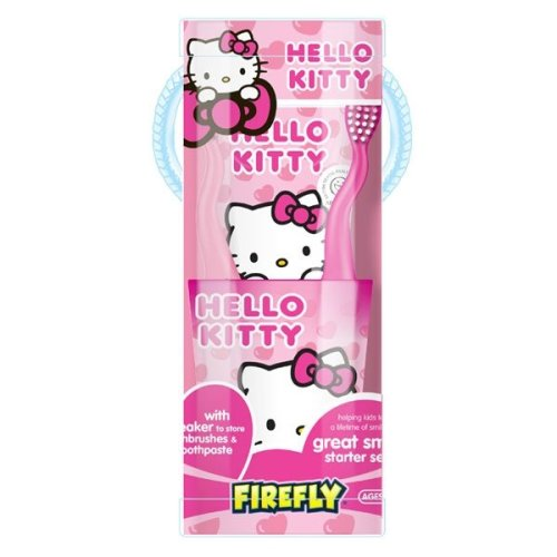 Firefly Hello Kitty Great Smile Starter Set