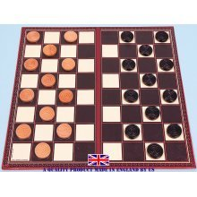 Draughts set by Kent & Cleal ref. 00316