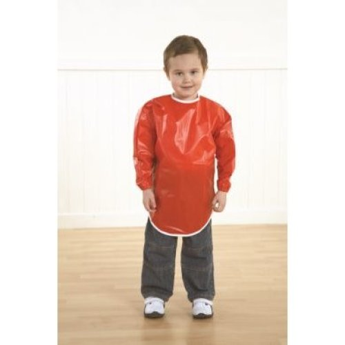 Childrens Waterproof PVC Aprons Age 7-8 Years (A1446)