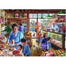 Gibsons Spoilt for Choice Jigsaw Puzzle (500 Xl Pieces)