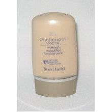 Covergirl Continuous Wear Makeup Foundation Buff Beige 925, 1 fl. oz (30 ml)