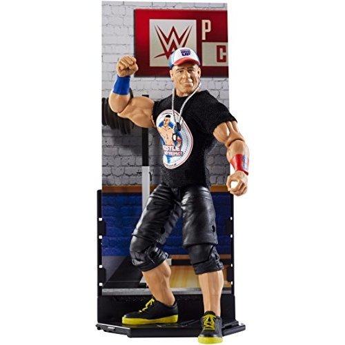 WWE John Cena Elite Series 50 Mattel Wrestling Action Figure