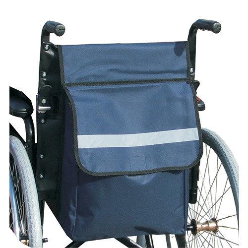Wheelchair Shopping Bag - Wheelchair Back Sack - Storage Bag