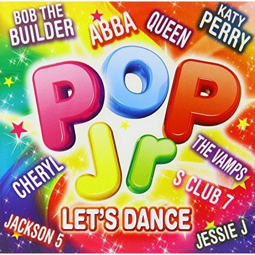 Pop Jr: Let's Dance | Compilation CD