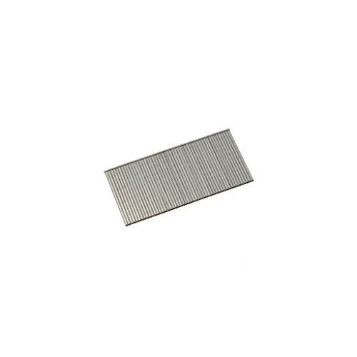 Fixman 334728 16g Finish Nails, Silver, 38 x 1.55 Mm, 2500-piece - Nails 2500pk -  fixman finish nails 16g 2500pk 38 155mm