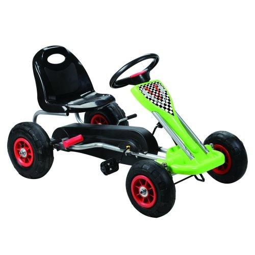 Vroom Rider Speedy Pedal Go Kart Riding Toy