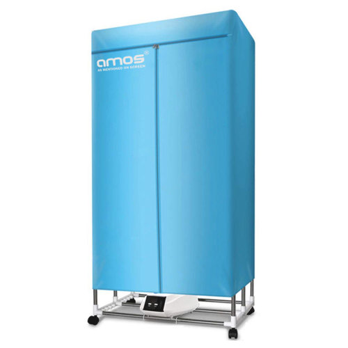 AMOS Eezy-Dry Electric Clothes Dryer 15kg Indoor Wet Laundry Warm Air