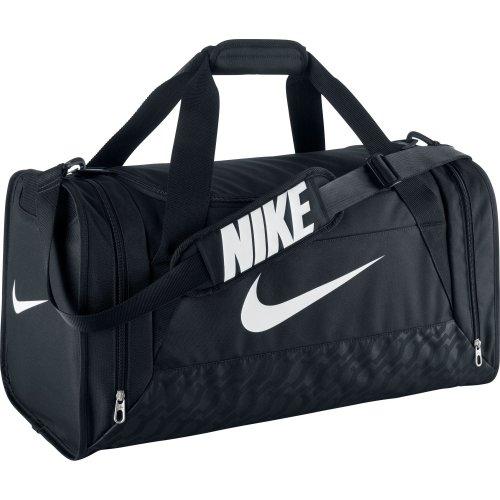 099b1517056 Nike unisex-adult Brasilia 6 Duffel Bag Duffel Bag, Multicolored (Negro /  Blanco), One Size on OnBuy