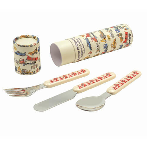 Emma Bridgewater Builders At Work Cutlery Set
