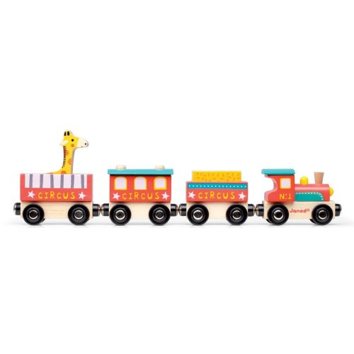 Janod Circus Train