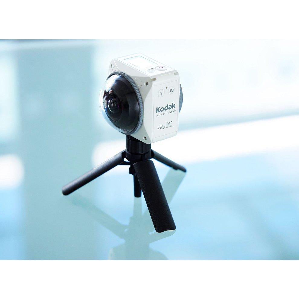 Kodak PIXPRO VR 360 Degree 4K Digital Camera - White