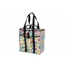 Joann Marie Designs P2ICFDL2 Poly Insulated Cooler - Crème Fleur De Lis  Pack of 3 a9810ab5605c9