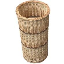Umbrella Walking Stick Wicker Basket