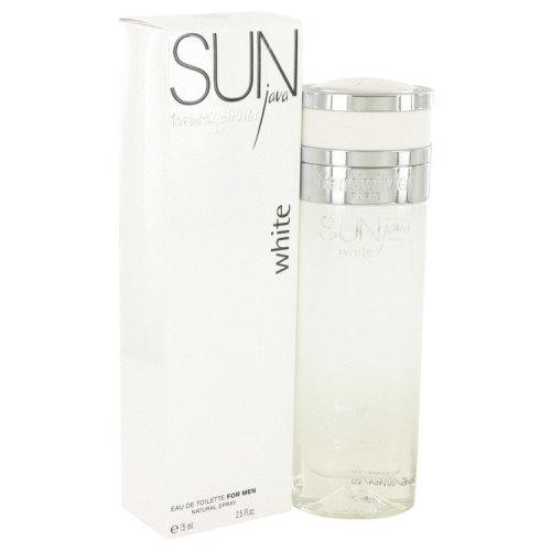 Sun Java White by Franck Olivier Eau De Toilette Spray 2.5 oz