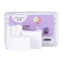Cotton Pads in Storage Box for Makeup 560PCS