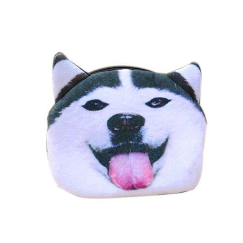 2 Pieces Of Cute Cartoon Dog Child Messenger Bag/Purse