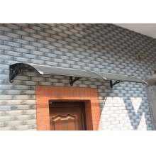 Homcom Door Extension Canopy Rain Cover(200 X 80cm)