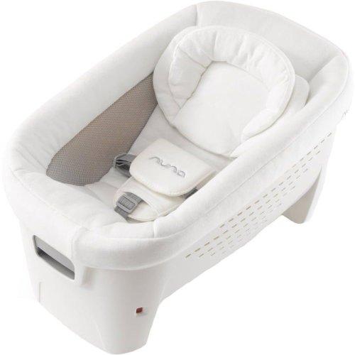 Nuna ZAAZ Newborn Seat - Cloud