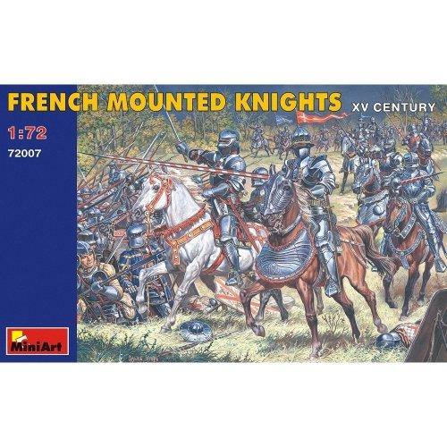 Min72007 - Miniart 1:72 - French Mounted Knights Xvc