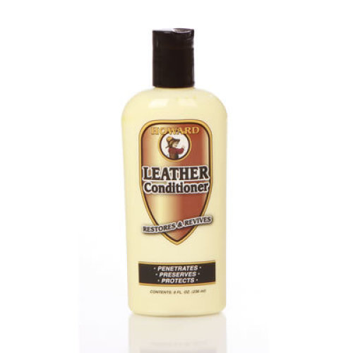 Howard Leather Conditioner, Restorer and Reviver. Protects and preserves