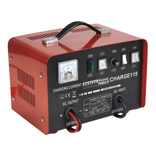 Sealey CHARGE115 19Amp 12/24V Battery Charger
