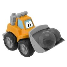 Chicco Benny the Bulldozer R/c Toy