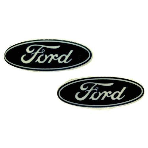 Ford Oval Logo Salt & Pepper Shakers