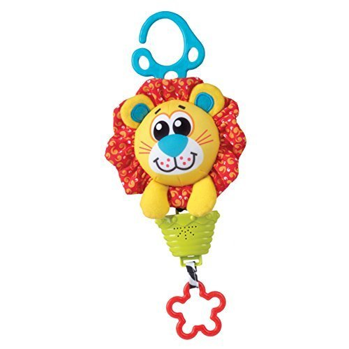 Playgro Musical Pullstring Lion for Baby