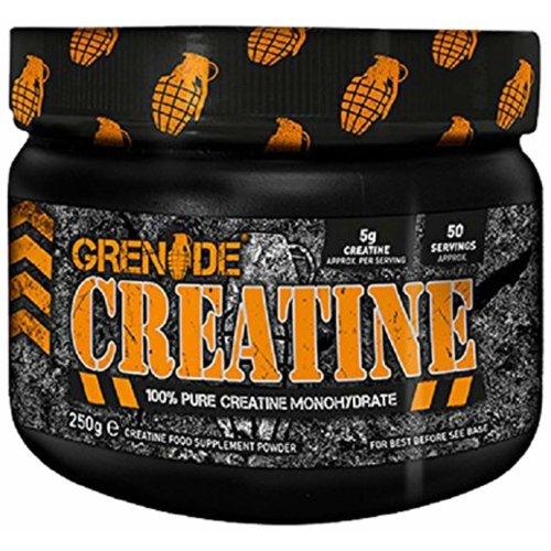 Grenade Essentials Creatine 250g (50 servings)