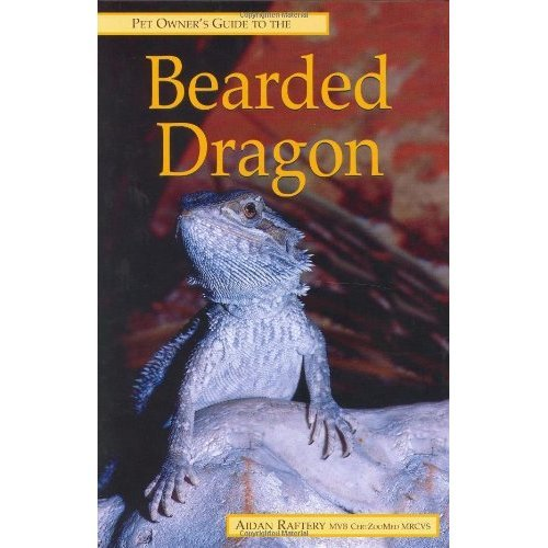 Pet Owner's Guide to the Bearded Dragon
