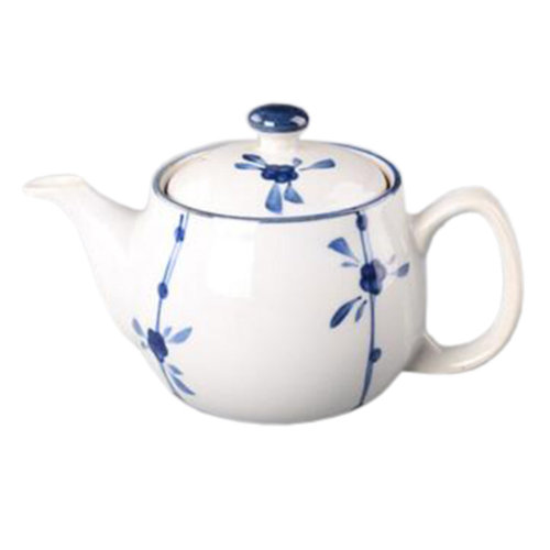 Japanese Teaware Domestic Teapot Ceramic Kettle Tea Pots Coffeepot #05