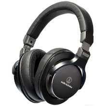 Audio-Technica ATH MSR7 Black Headphones