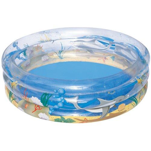 Bestway Sea Life Paddling Pool - 67 x 21 Inches