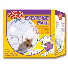 Living World Exercise Ball With Stand Small 12cm