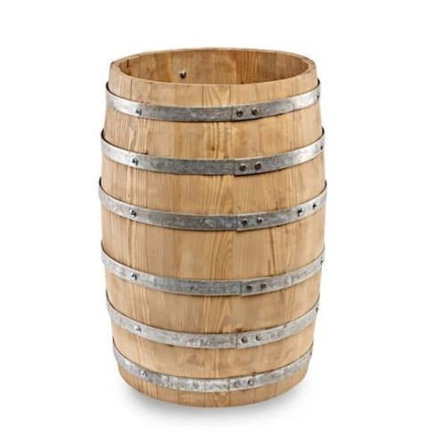 Small Wooden Display Beer Barrel