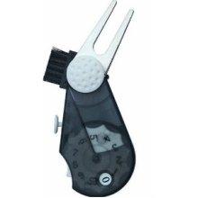 4 In 1 Golf Tool With Counter, Pitchfork, Brush & Ball Marker - Longridge -  4 1 brush tool longridge golf