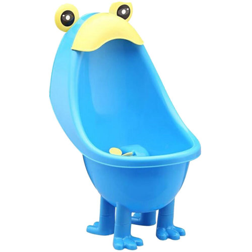 PP Potty Training Boy Baby Potty Chair Toilet Seats Bathroom Accessories Blue