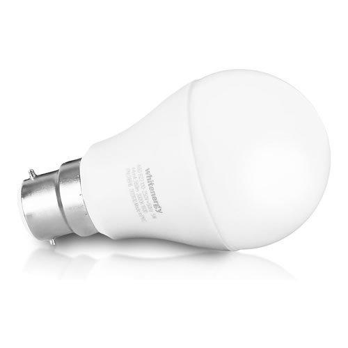 WHITENERGY LED Bulb  5x SMD 2835  A60  B22  5W 100-250V Warm White (09916)