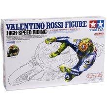Valentino Rossi Rider Figure - 1/12 Bike Model Kit - Tamiya 14118