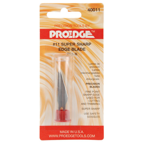 Precision Knife Refill Blades 5/Pkg-#11 Blade