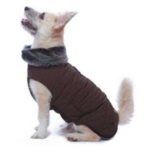 Dog Gone Smart Tamarack Coat Brown 16''
