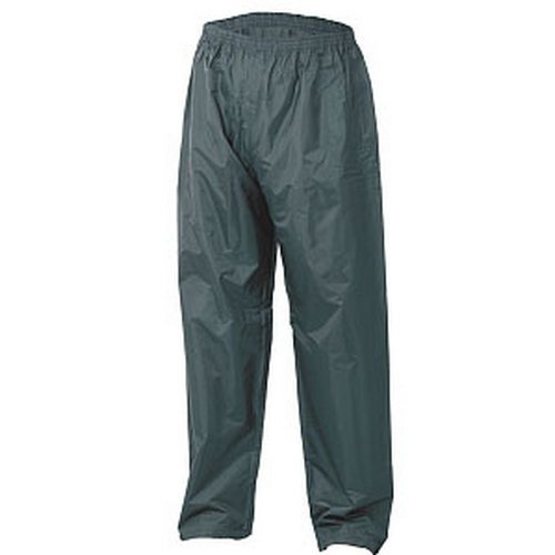 Click NBDTOL Nylon Waterproof Trousers Olive Green Large
