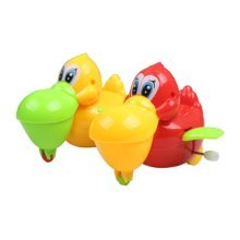 2 Pieces Baby/Child Wind-Up Toy, Duck(Color Random)
