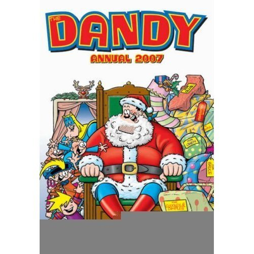 unknown The Dandy Annual 2007 Very Good Book