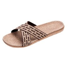 Ladies House Slippers Casual Slipper Indoor & outdoor Anti-Slip Shoes NO.23