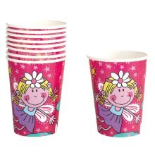 8 Funky Fairy Paper Cups