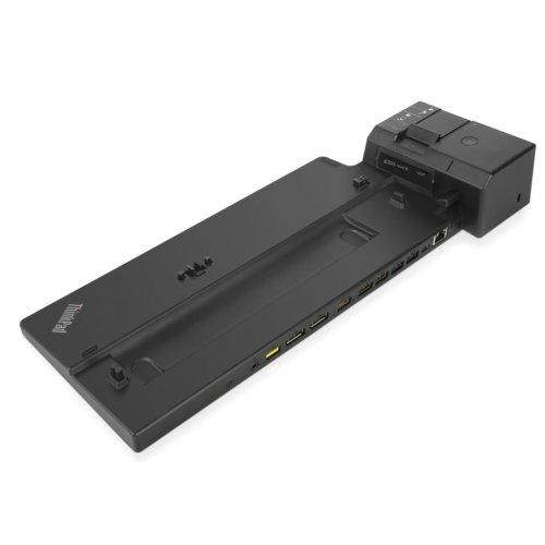 Lenovo 40AH0135EU Black notebook dock/port replicator